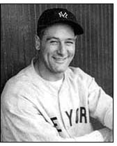 Lou Gehrig