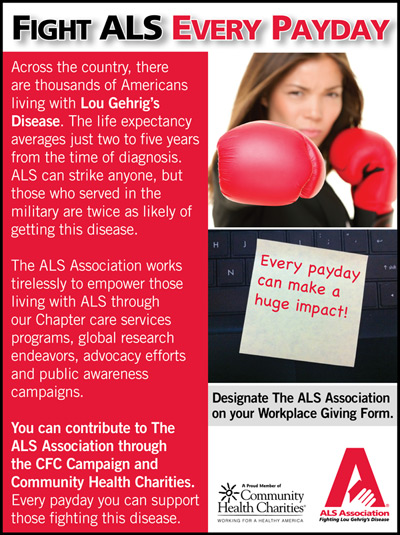Fight ALS Every Payday
