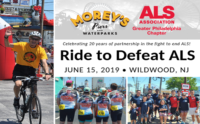 Ride to Defeat 2018 Home Page