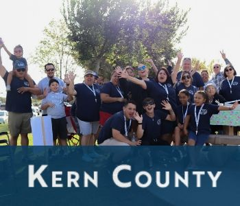 Kern County Walk