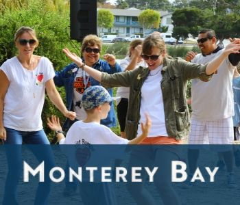 Monterey Bay Walk