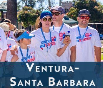 Ventura - Santa Barbara Walk