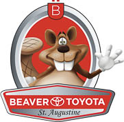 Beaver Toyota St Augustine New Logo as of May 1 2016-2.jpg