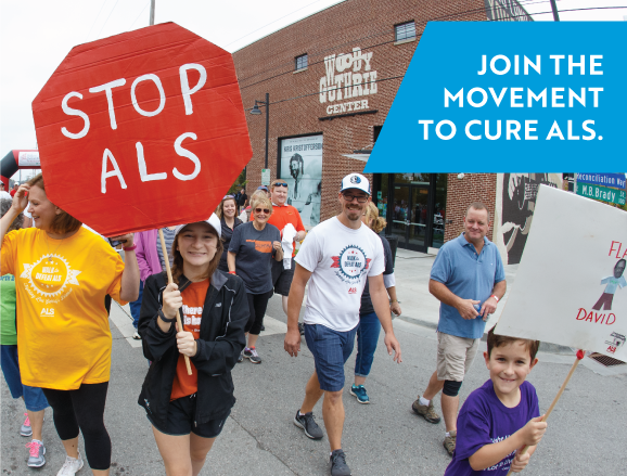 Join the Movement to Cure ALS