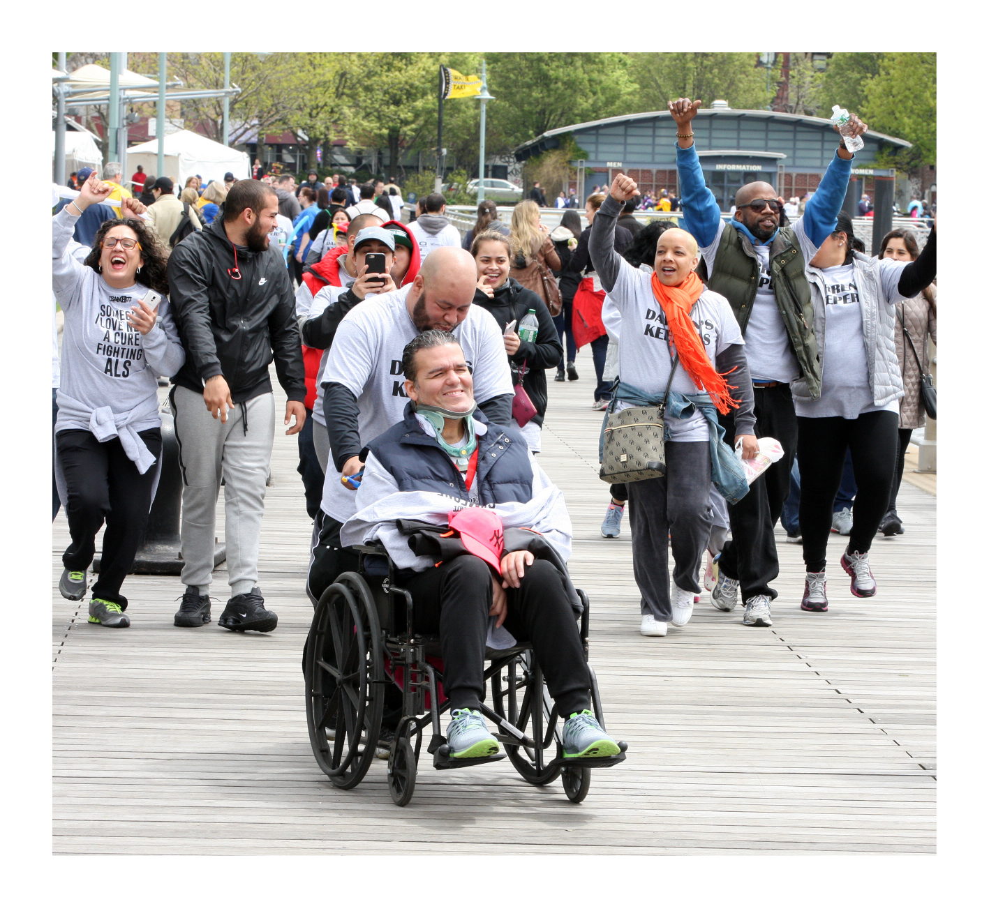 NYC Walk Image 2016