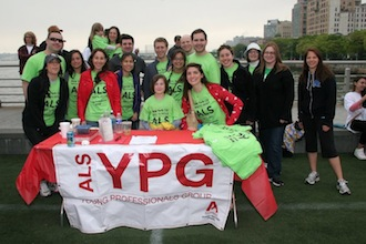 YPG Walk Team