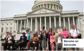 Vision Ex Advocates on Hill