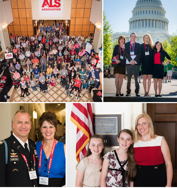 Make a Difference: Attend the 2018 National ALS Advocacy