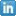 LinkedIn icon small