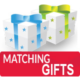 Matching Gifts Button