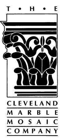 Cleveland Marble and Mosaic Company Logo