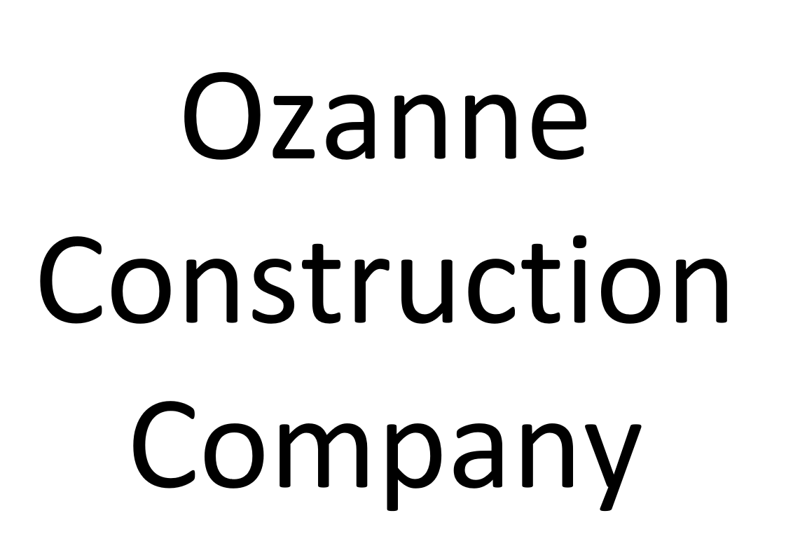 Ozanne Construction Company Name