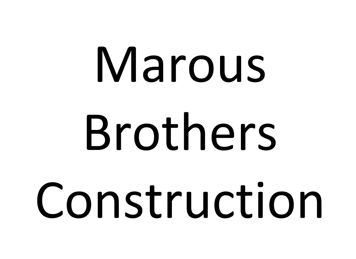 Marous Brothers Construction Name