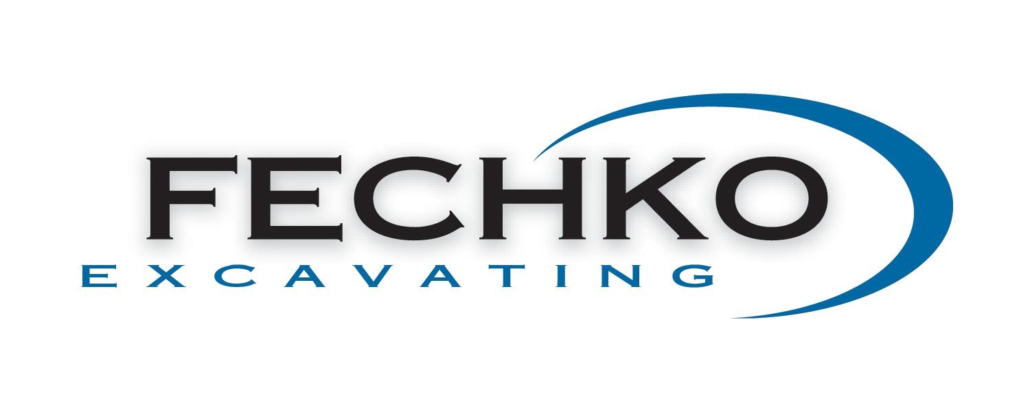 Fechko Excavating Logo