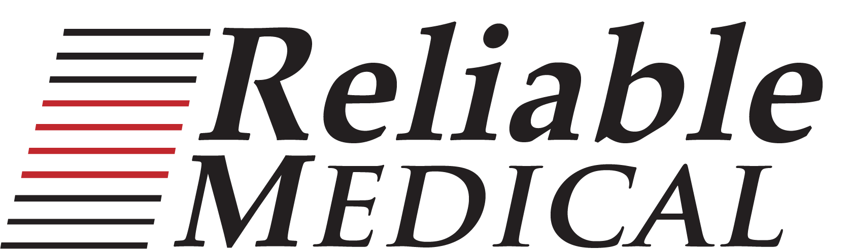 Reliable Medical Logo 2021