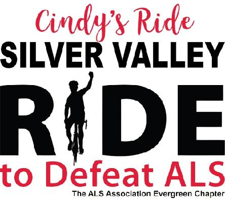 2019 'Cindy's Ride' Silver Valley Ride to Defeat ALS